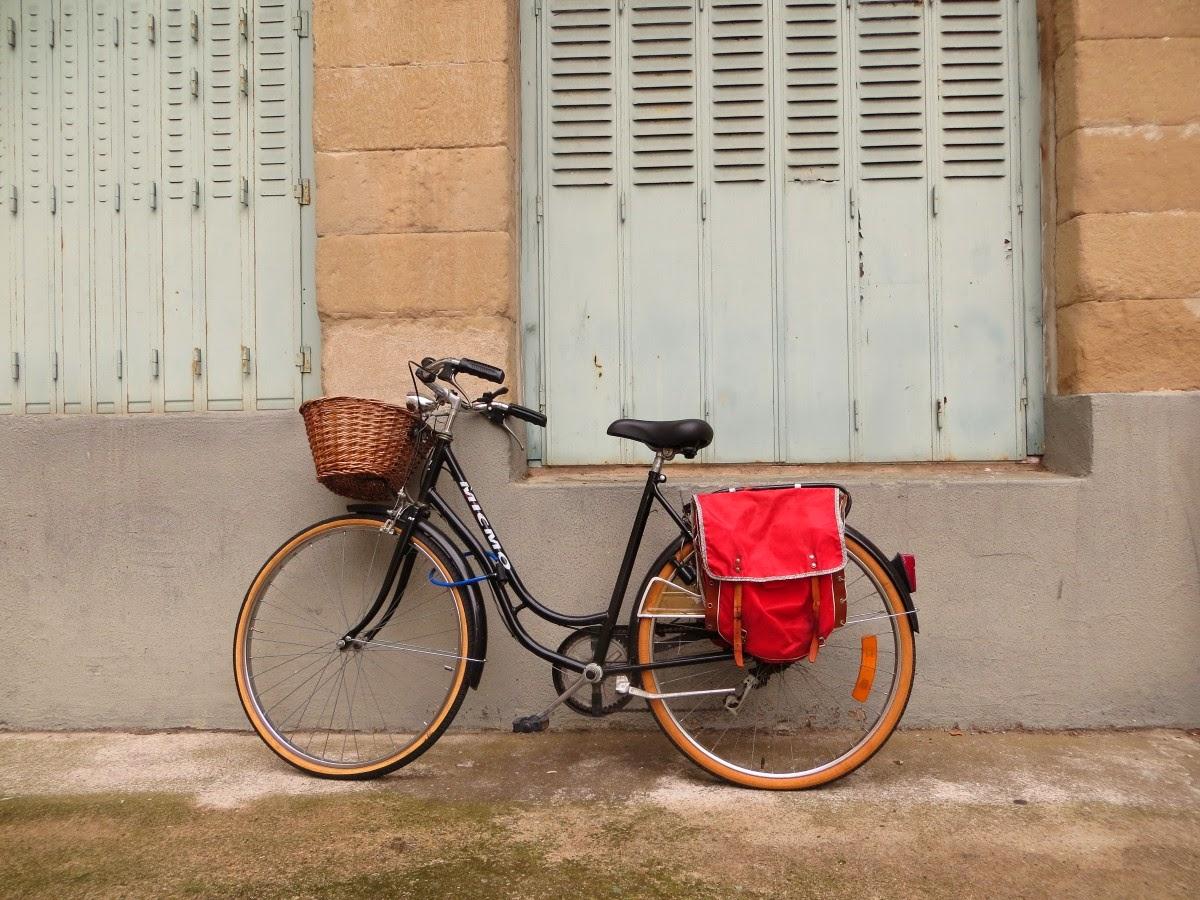 Bela bicicleta urbana