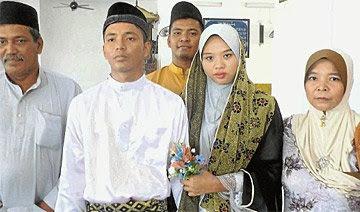 Kahwin Muda |  Remaja Lelaki 15 Tahun Nikahi Gadis 16 Tahun