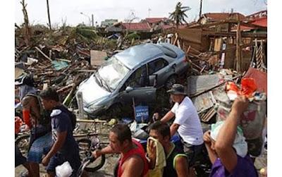 Sejumlah 1,400 Lagi Mayat Mangsa Taufan Haiyan Masih Belum Ditanam