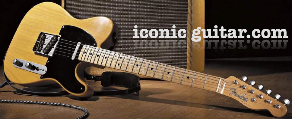 iconic guitar.com