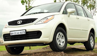 tata aria one of the top 10 cars in India