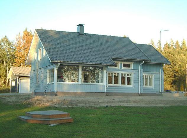 Las tejas innpa son muy utilizadas para estructuras de madera por su ...