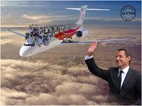 Funny photo Nicolas Sarkozy Bienvenue en France