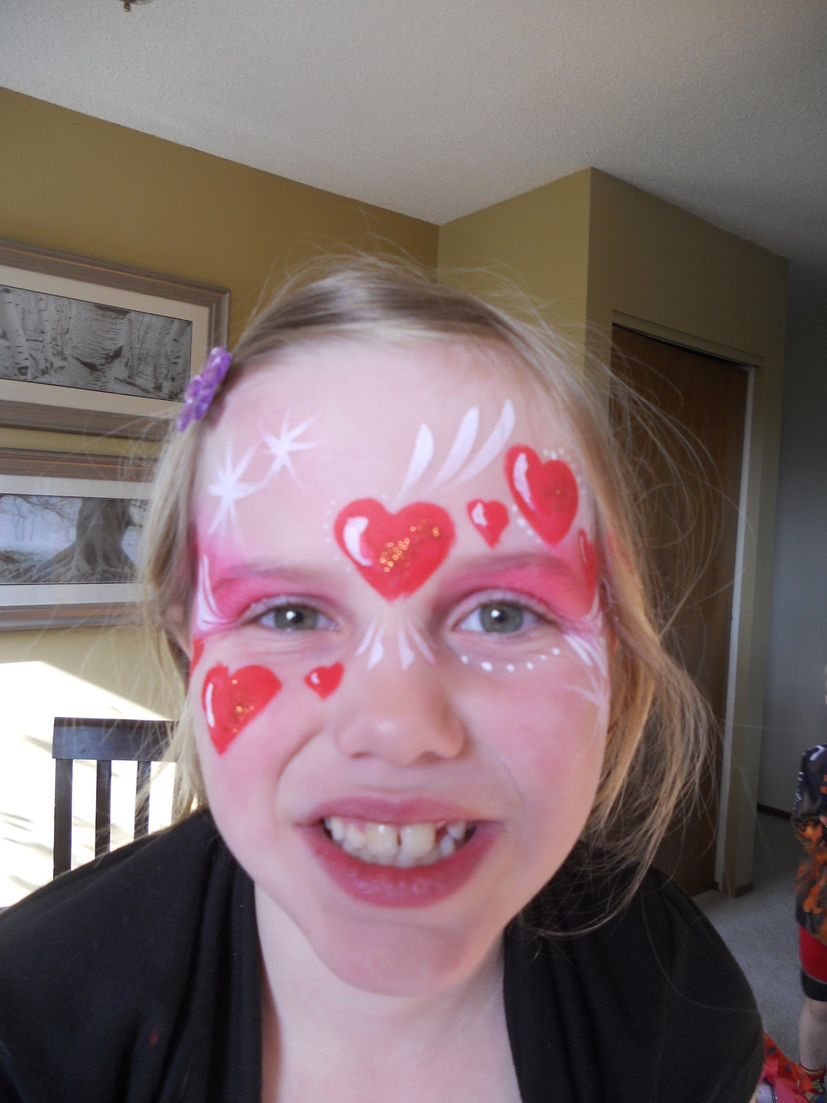 Fairy Face Paint -- Enchanting Face Painting Ideas