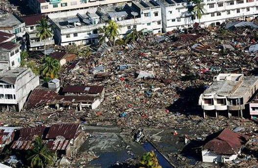 bencana bumi
