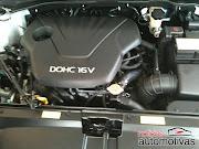 Motor 1.6 16V DOHC vendido no Brasil: 128 cvNotícias Automotivas/ .