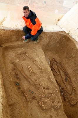 More on Gaul warriors unearthed at 2,300-year-old site