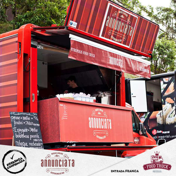Evento Food Truck annunciata