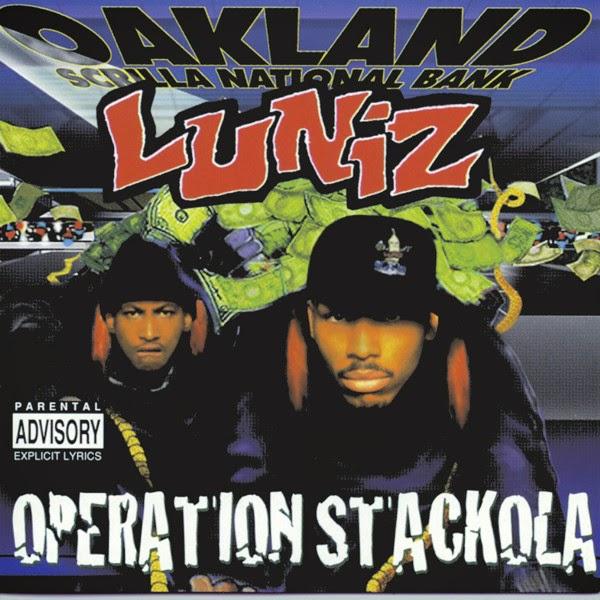 Luniz - Operation Stackola Cover