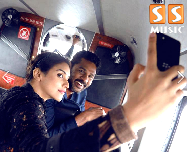 Here Are Some More Stills Of Prabhu Deva And Asin Which Were Very Recently Released