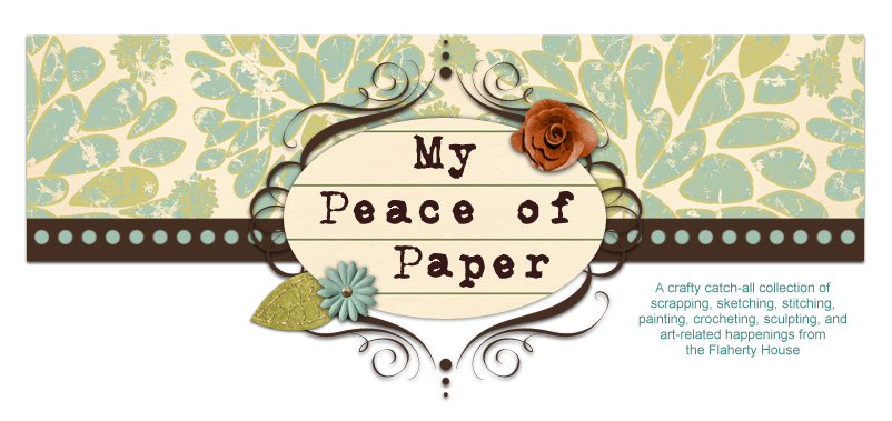 My Peace of Paper