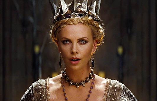 Charlize Theron Snow White Makeup The Vern's Videovangau...