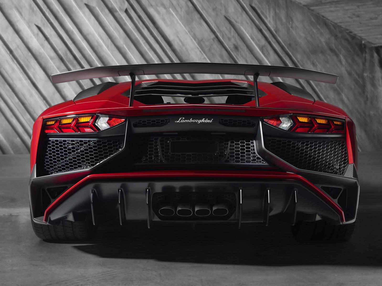 Lamborghini LP750-4 Superveloce