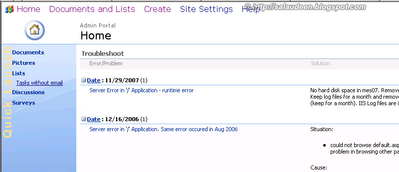 Migrated SharePoint 2003 has old Look and Feel