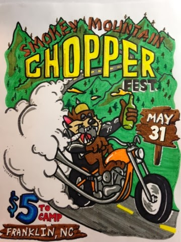 Smokey Mountain Chopper Fest