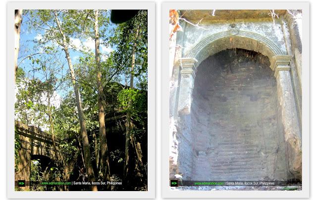 Santa Maria Ilocos Sur Cemetery Ruins