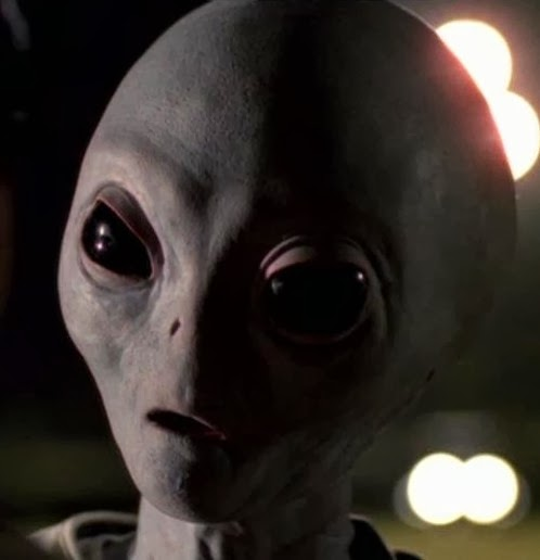 Alienígena: Familiar maneiro