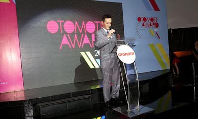 sambutan pidato ertiga otomotif award