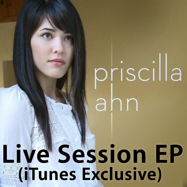 Priscilla Ahn 2# EP