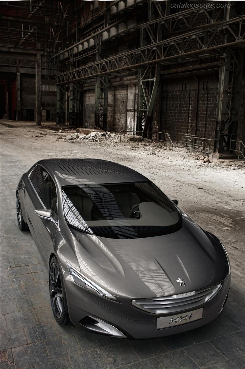 صور سيارة بيجو HX1 2015 - اجمل خلفيات صور عربية بيجو HX1 2015 - Peugeot HX1 Photos Peugeot-HX1_2012_800x600_wallpaper_01.jpg