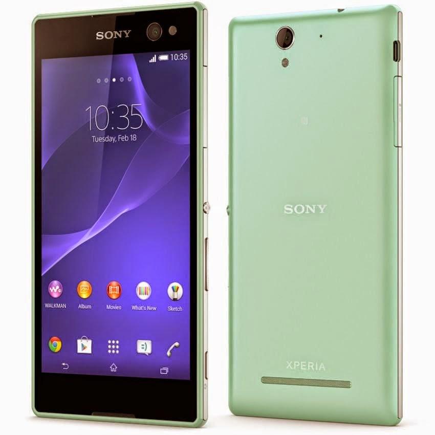 Spesifikasi Dan Harga Baru Sony Xperia C3