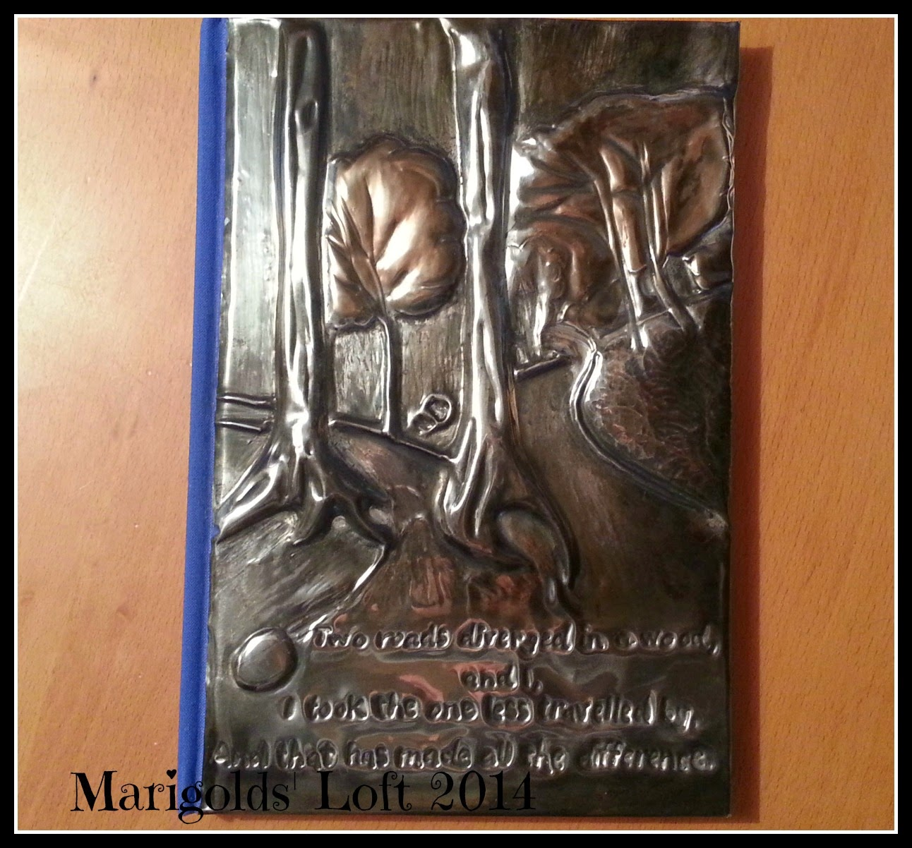 pewter creation notebook