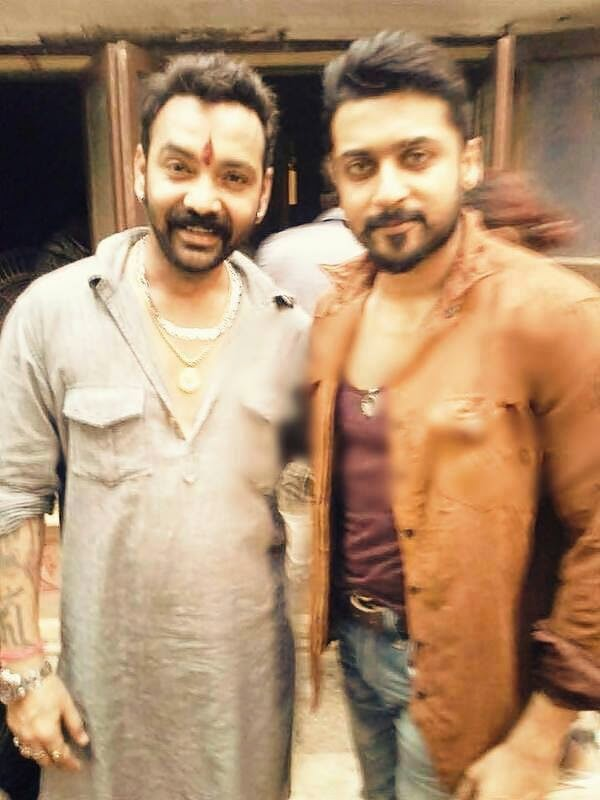 Surya new look in lingusamy film timeslab a time series analysis suriyas new look udhav naig as soon as the title of suriyas next film with n lingusamy was announced as anjaan fans were hoping that the makers would thecheapjerseys Images