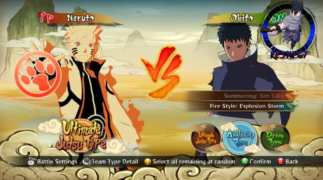 Naruto shippuden ultimate ninja storm revolution таблетка