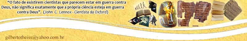 Blog Gilberto Theiss - Teologia - Arqueologia - História