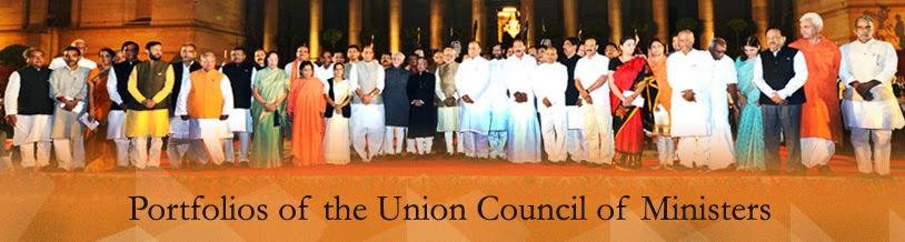 List of Cabinet ministers in Narendra Modi Sarkar