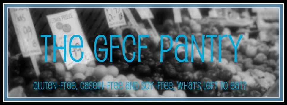 The Gluten-Free Casein-Free Pantry