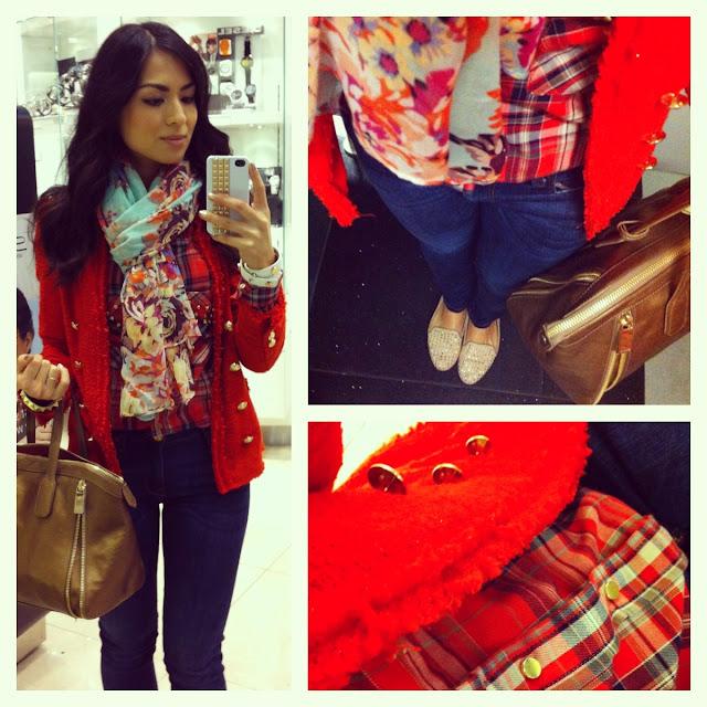 fashion blogger - streetstyle - camisa xadrez - zara shirt - trend - tendência - spikes