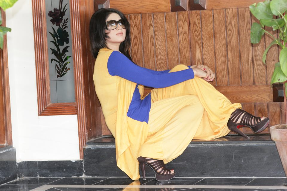 Qandeel Baloch Latest 2013 Images