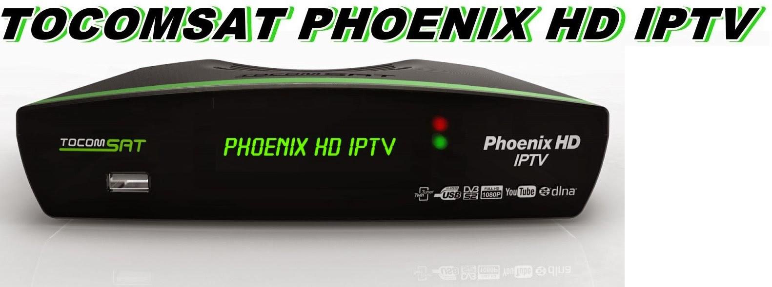 NOVA ATT  TOCOMSAT PHOENIX HD IPTV V01.012 – 29.03.2015