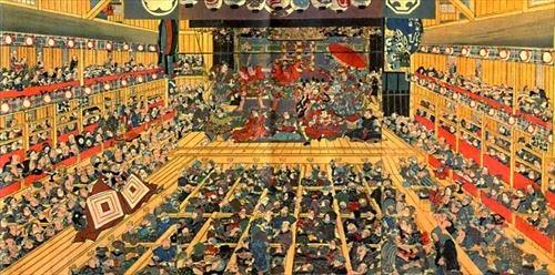 歌舞伎発祥の地(かぶきはっしょうのち)