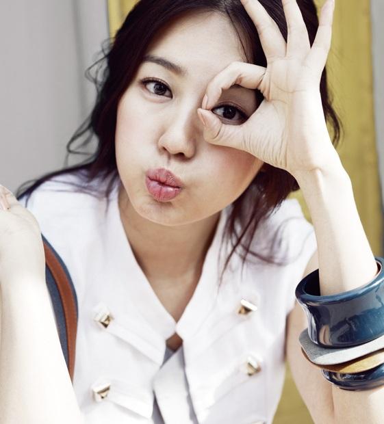 Yoon Eun Hye is a GoddessYoon Eun Hye