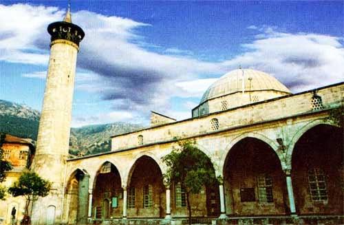 Adana Hasan Ağa (Kethuda) Camii