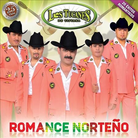 Los Tucanes De Tijuana - Romance Norteño CD Album 2013