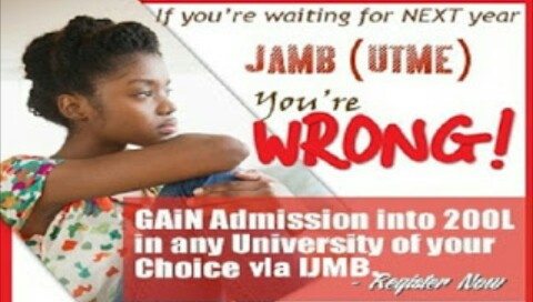 Yet to be Admitted? Gain Admission into 200Level at Any University of Your choice without JAMB