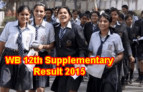 West Bengal HS Supplementary Result 2015 Today, WB Higher Secondary 12th Supplementary Results 2015 will be published on 3rd week August 2015, West Bengal 12th Class Supplementary Result 2015, WB Board XII HS SE Result 2015, WB 12th Supplementary Result 2015 Marks, WB HS 12th Supplementary Result 2015