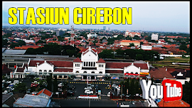 Stasiun Cirebon from Above