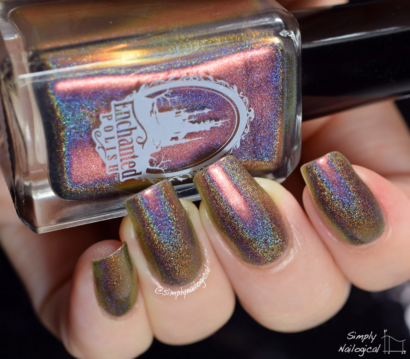 Enchanted Polish Congratulations swatch