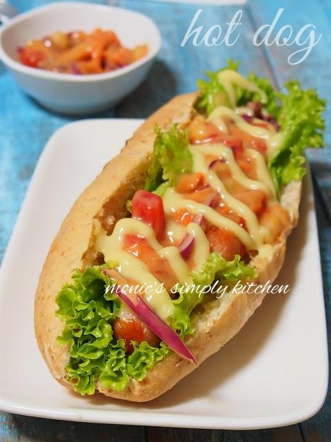 diet menu ht dog homemade