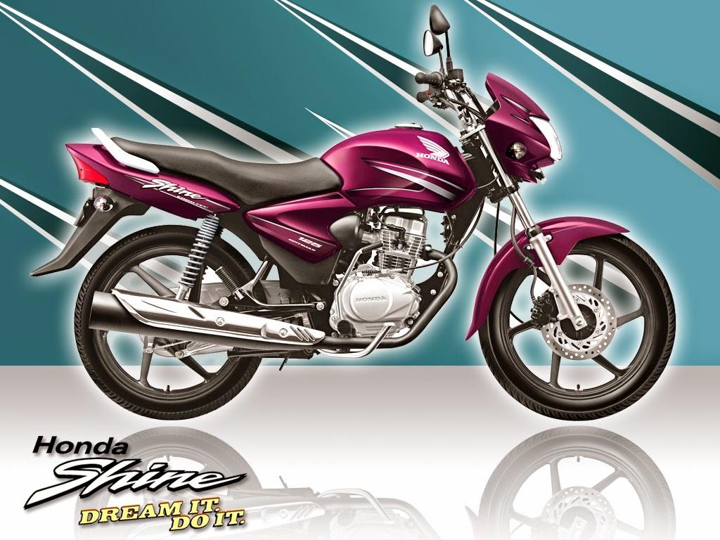 Honda shine bikes models