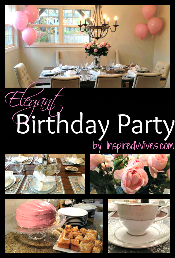 60th Birthday Dinner Party Ideas Part - 29: 60th Birthday Dinner Decoration