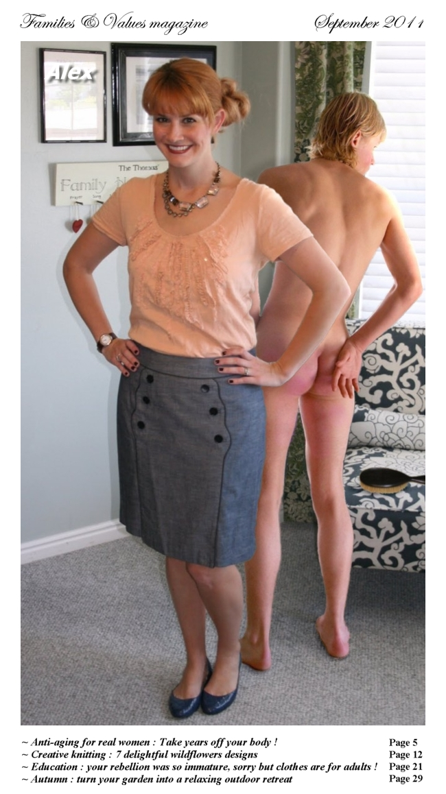 mature moms spanking sons