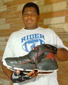 shaquille o neal shoes ~ Big Fan of NBA - Daily Update