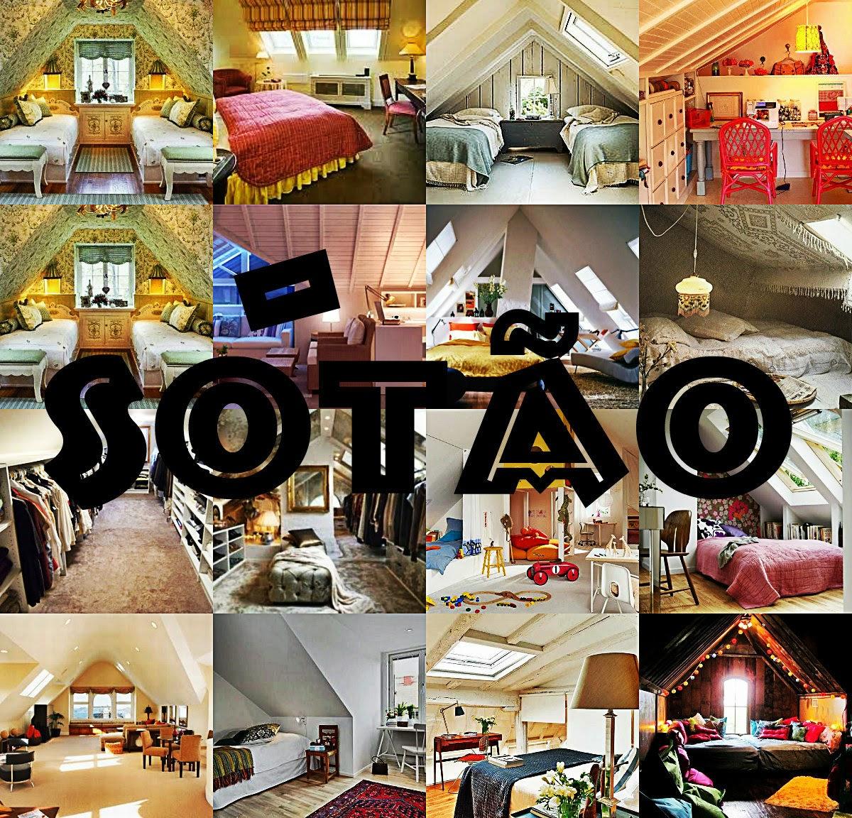 Sala De Tv No Sotao ~  internet, só agora, trocando de assunto, hoje vamos falar de sótão