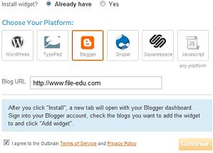 Cara Membuat Rating Di Setiap Posting Blog