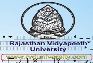 RVD University Diploma Result 2014